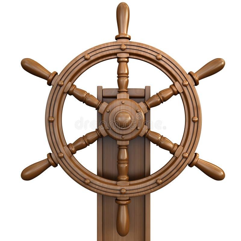 колесо корабля бесплатная иллюстрация