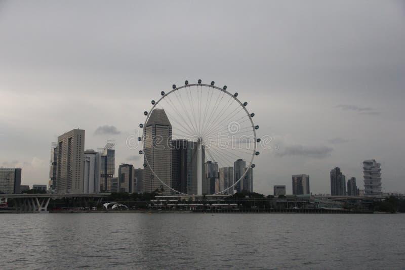 колесо неба стоковая фотография