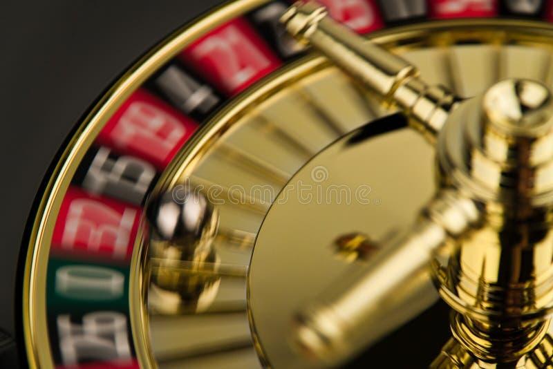 колесо рулетки движения стоковое изображение rf