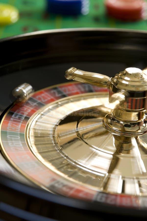 колесо рулетки стоковая фотография