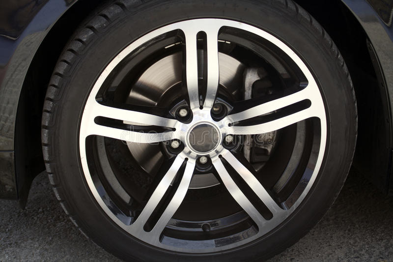 колесо сплава стоковые фото