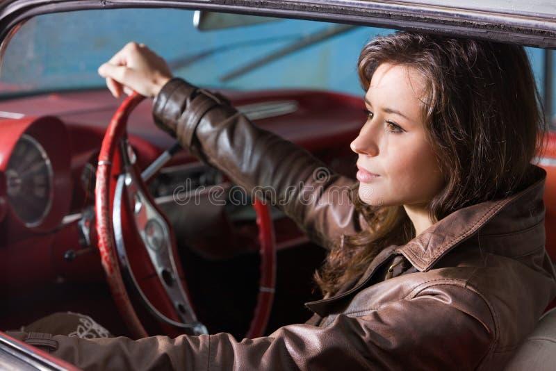 Download колесо стоковое изображение. изображение насчитывающей женщина - 6857401