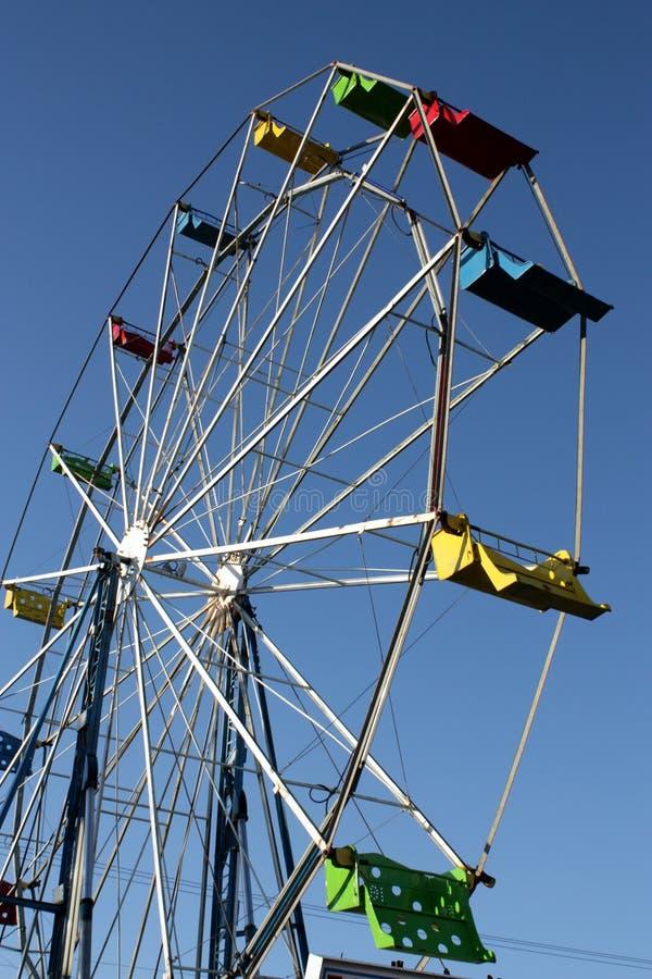 колесо farris стоковое изображение