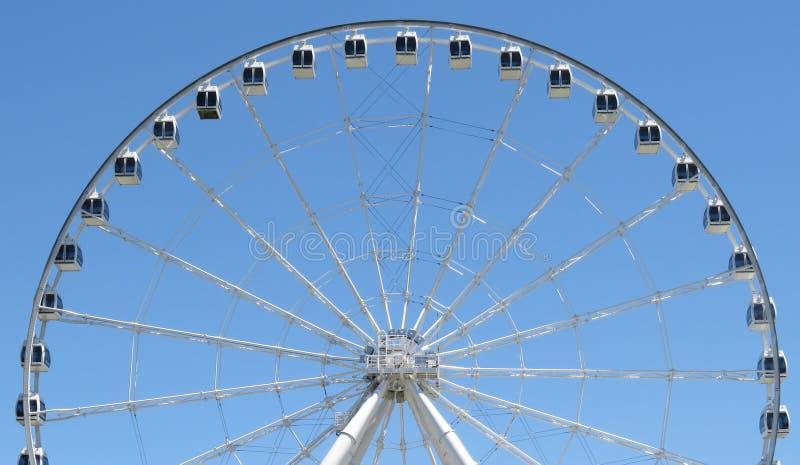 Колесо Ferris стоковые фотографии rf