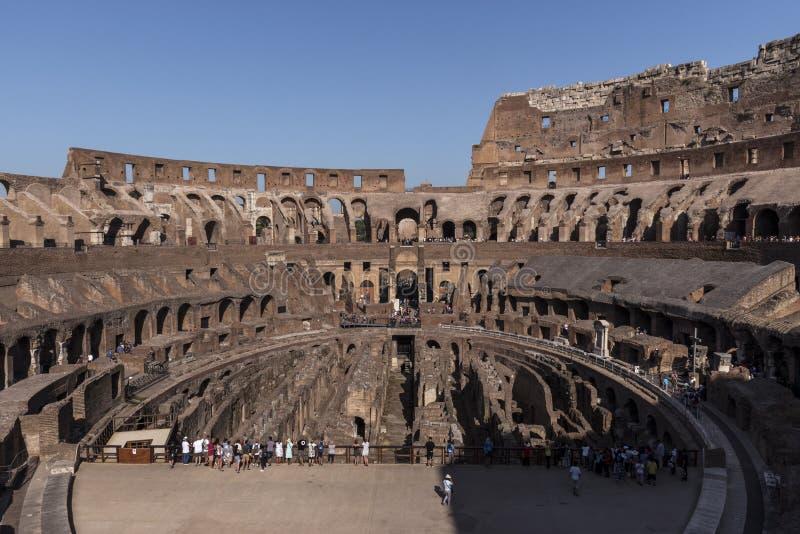 Колизей римский стоковые изображения