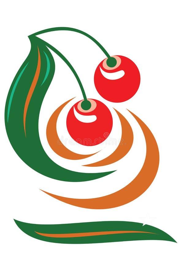 Коллаж коммунистического логотипа и социального демократического логотипа иллюстрация штока