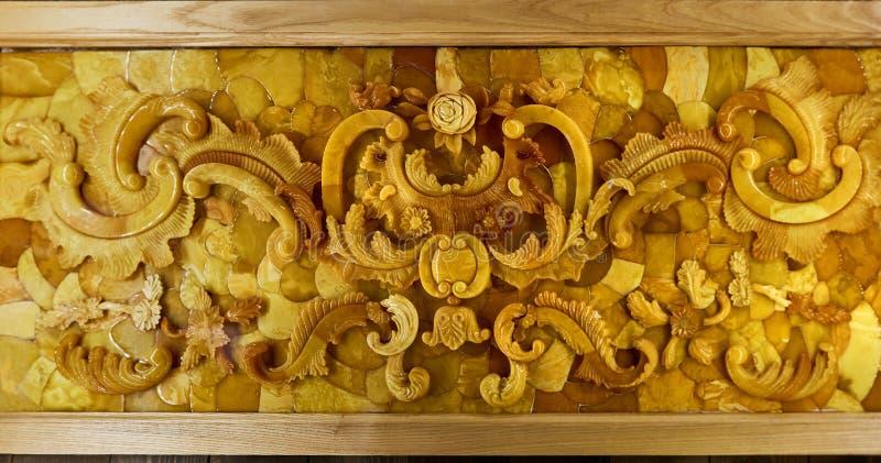Коллегия янтаря в Музее янтаря, Калининград, Россия стоковое фото