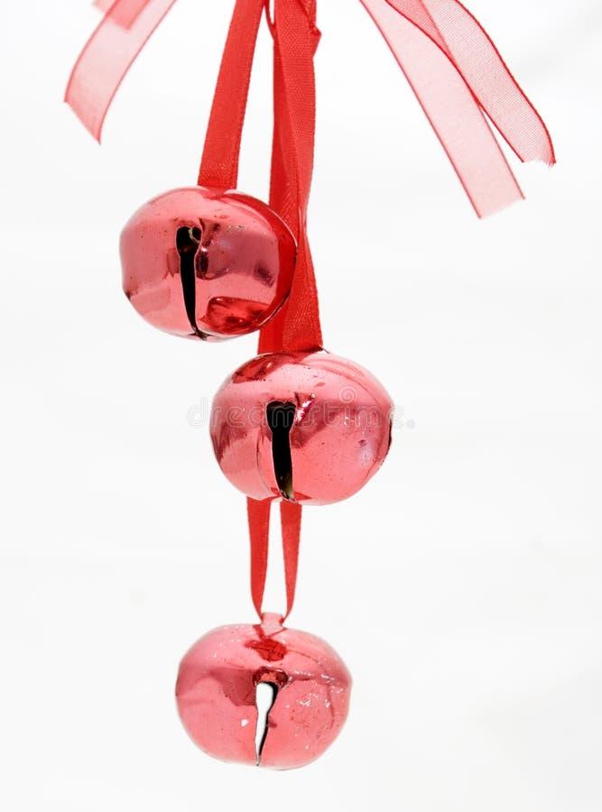 колоколы красные стоковые изображения rf