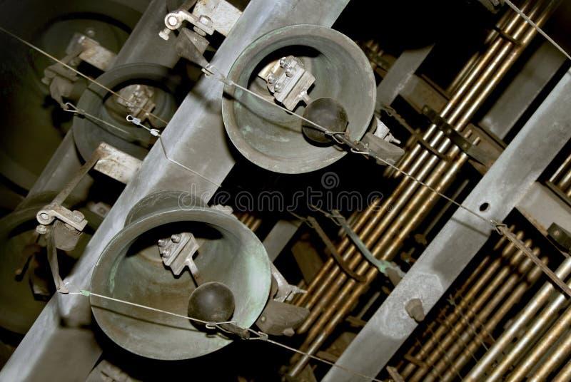 колоколы стоковое изображение rf