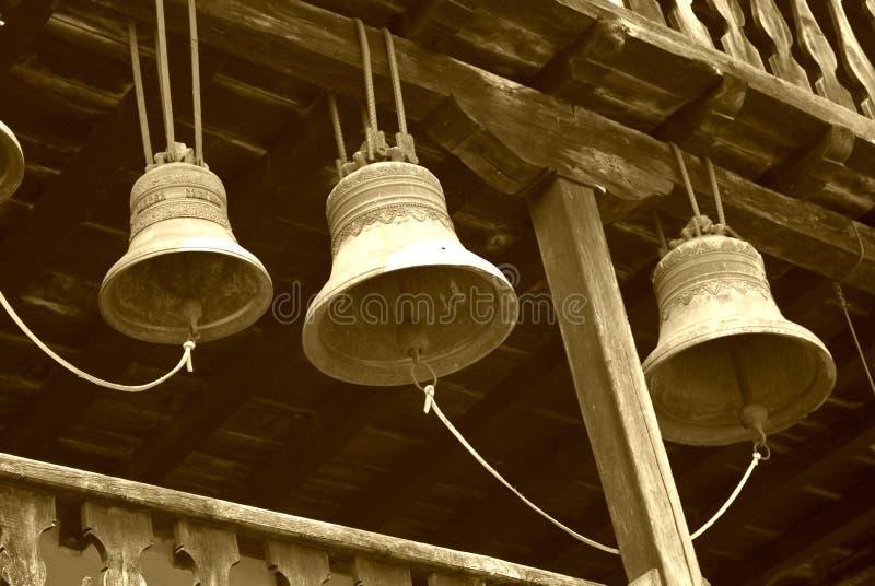 колоколы стоковая фотография