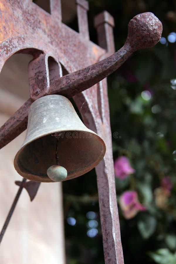 колокол старый стоковая фотография rf