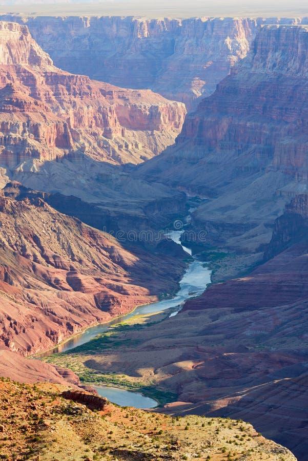 Колорадо Rive стоковые изображения rf