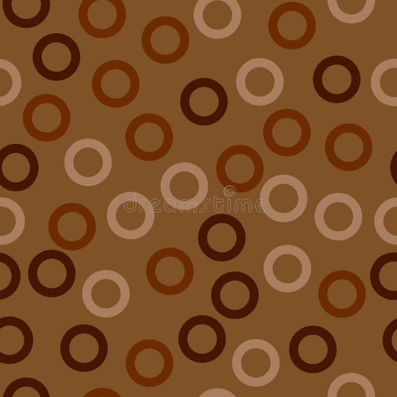 Кольца - безшовная картина бесплатная иллюстрация