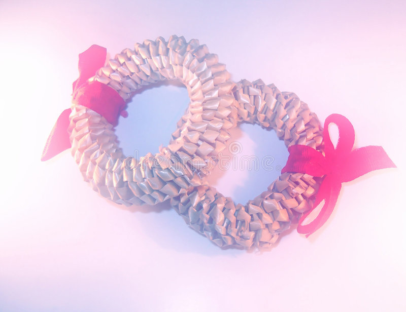 кольца влюбленности стоковое изображение rf