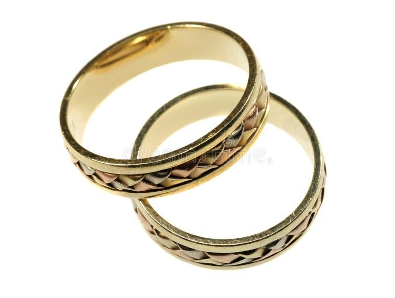 Download кольца золота wedding стоковое изображение. изображение насчитывающей влюбленность - 18377725