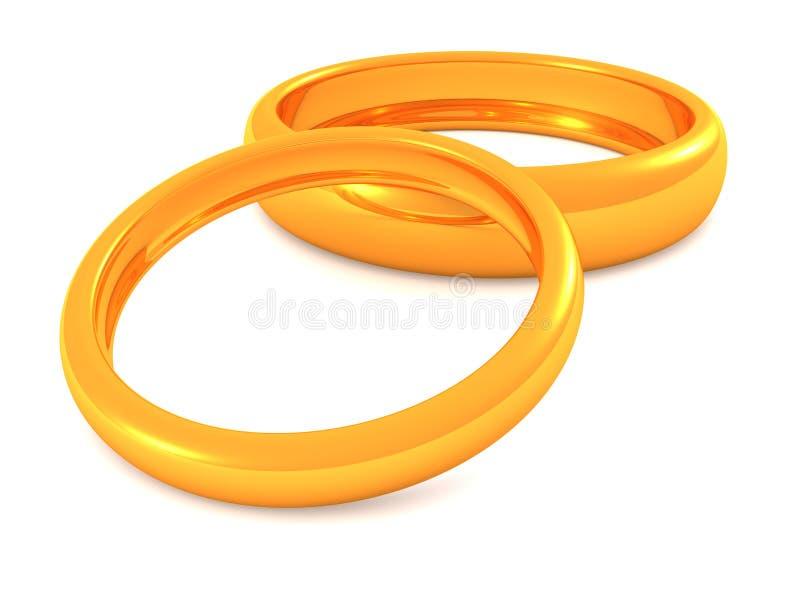 кольца бесплатная иллюстрация