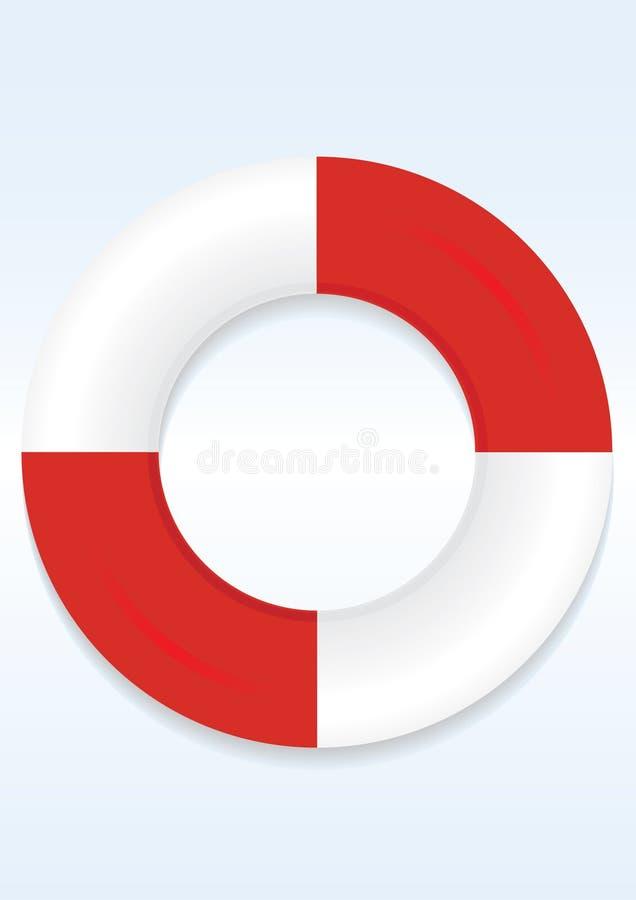 кольцо спасательного жилета бесплатная иллюстрация