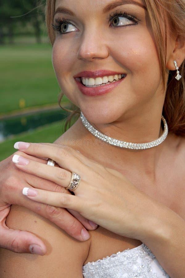 кольцо стороны стоковая фотография