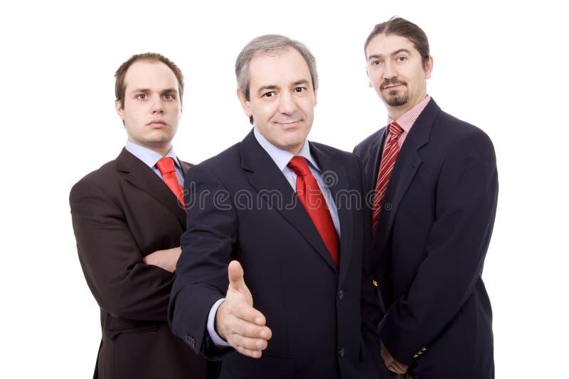 Команда дела стоковое фото rf