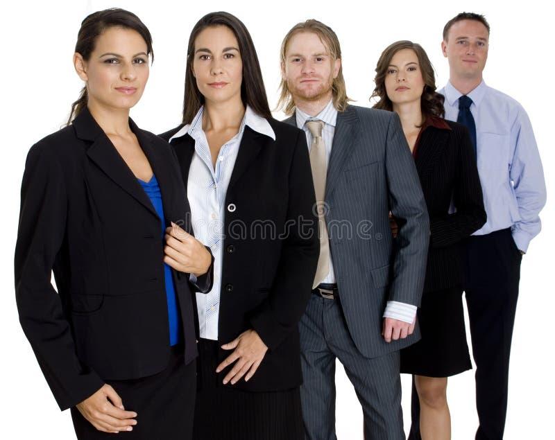 Команда дела стоковая фотография rf