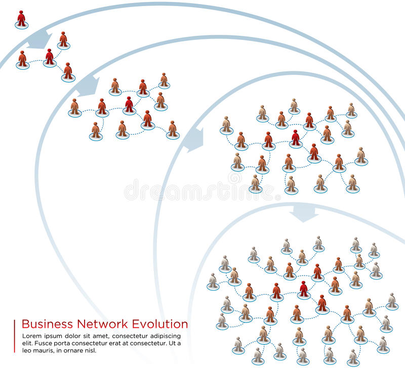 Download команда развития принципиальной схемы Иллюстрация вектора - иллюстрации насчитывающей центр, управление: 18380167