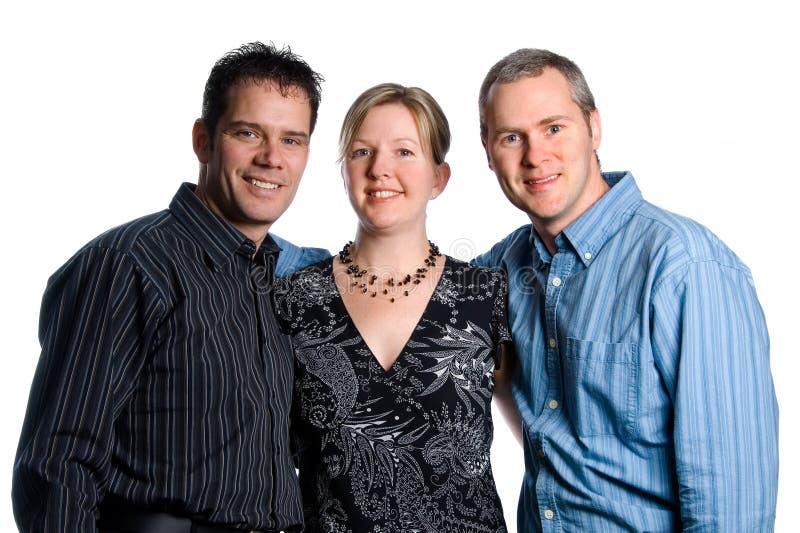 команда стоковая фотография rf