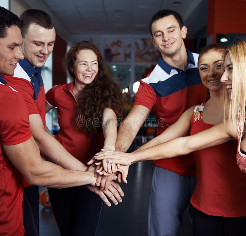Команда спорта стоковые изображения rf