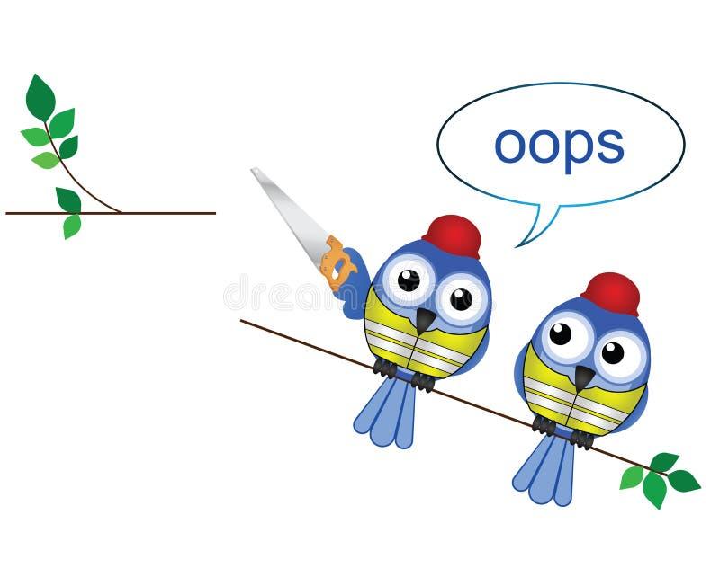Комичные рабочий-строители иллюстрация штока
