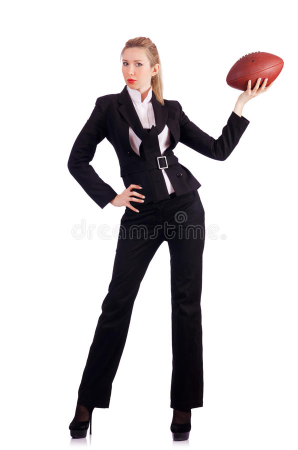 Коммерсантка женщины Стоковые Фотографии RF