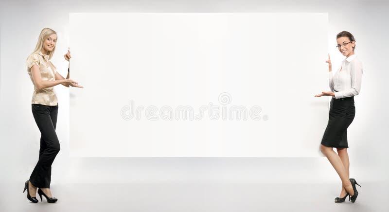 коммерсантки 2 стоковое изображение