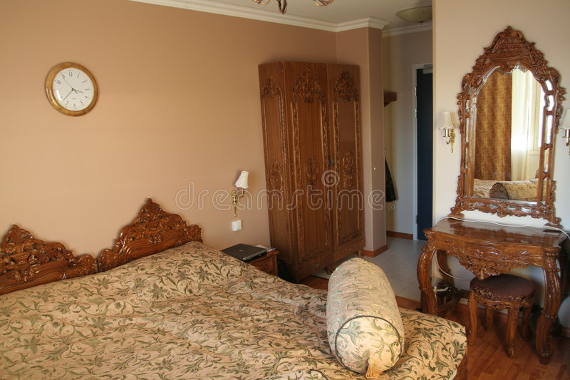 комната гостя конструкции флористическая стоковые фотографии rf