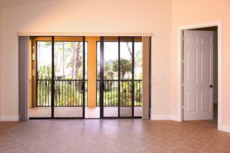 комната дверей большая стоковая фотография rf