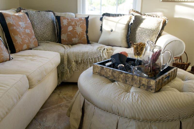комната зоны красивейшая домашняя живущая стоковые фото