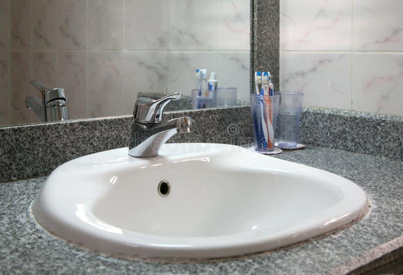 комната интерьера ванны стоковые фото