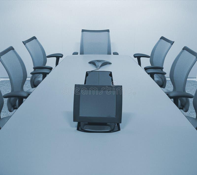комната конференции корпоративная иллюстрация вектора