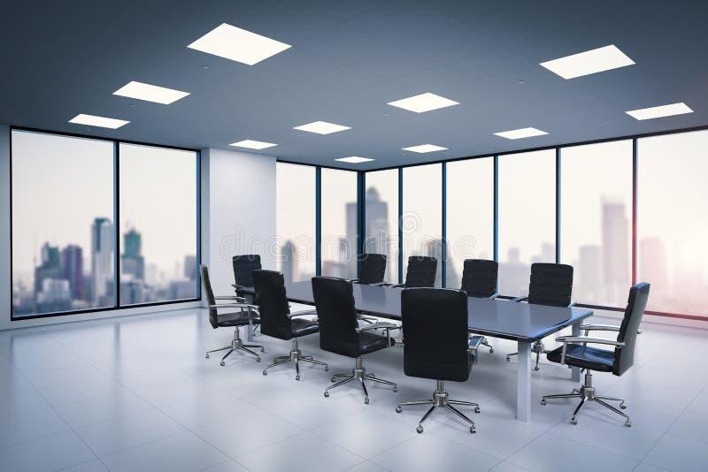 комната конференции пустая бесплатная иллюстрация