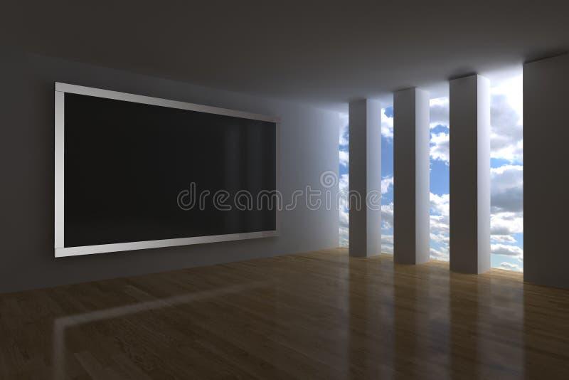 комната мультимедиа бесплатная иллюстрация