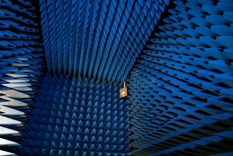 Комната низкого шума стоковые фотографии rf