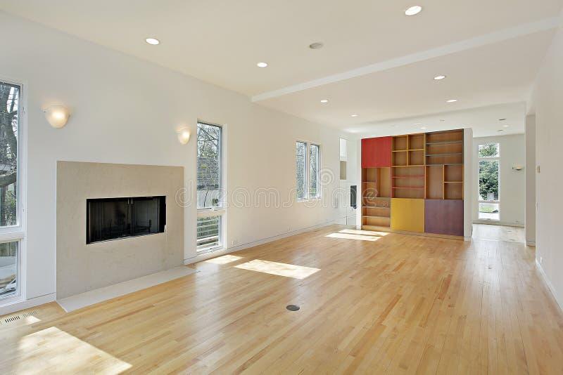 комната покрашенная шкафом живущая multi стоковая фотография rf