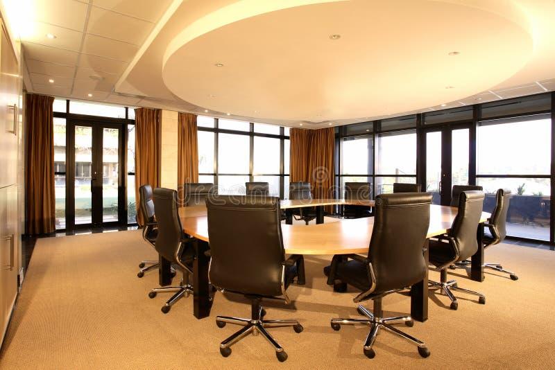 комната правления стоковое фото rf