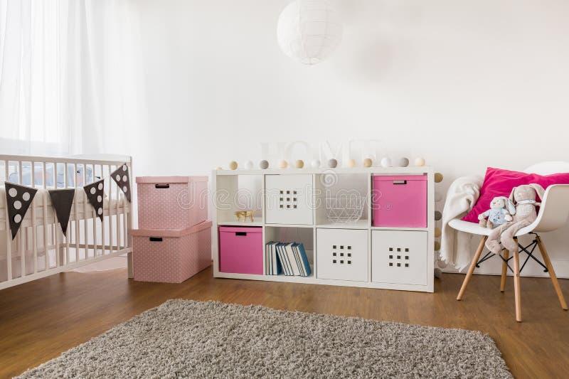 Комната для ребёнка стоковые изображения rf