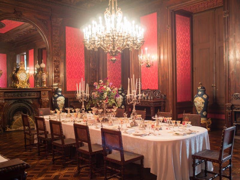 Комната Ajuda dinning стоковая фотография rf
