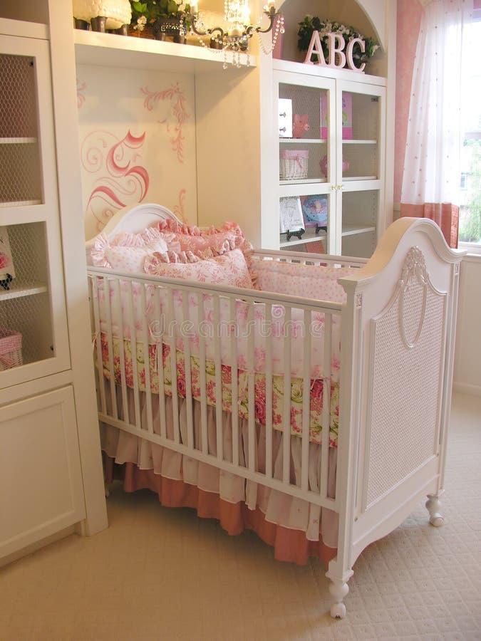 комната babys стоковое изображение rf