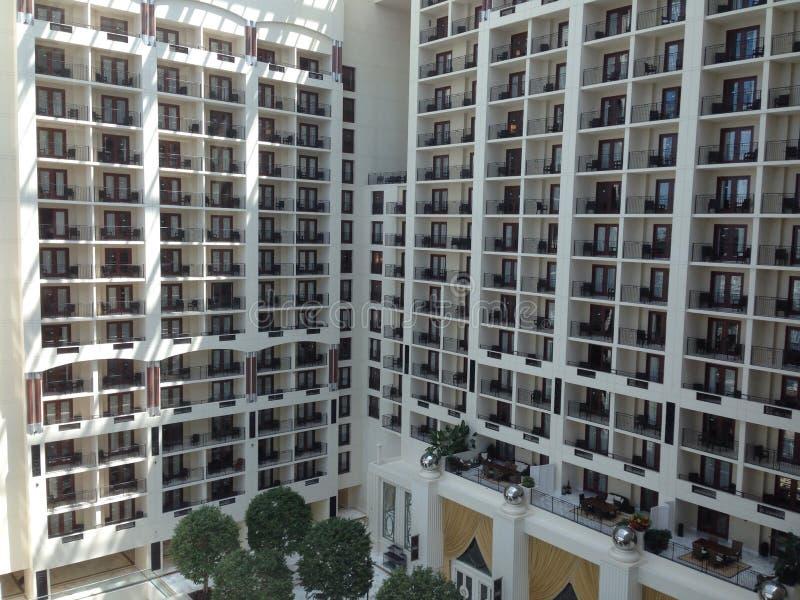 Комнаты балкона гавани Gaylord национальные стоковая фотография