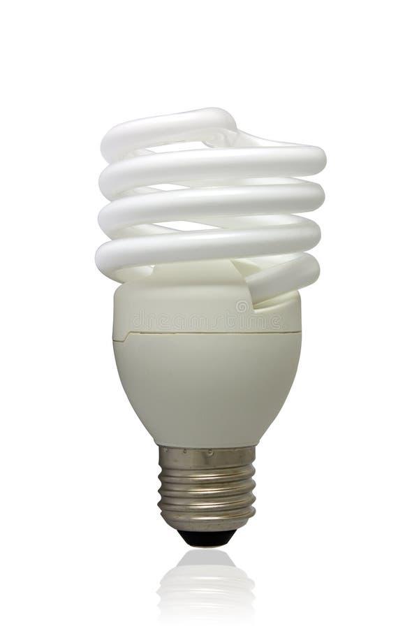 Компактная дневная лампочка стоковое изображение rf