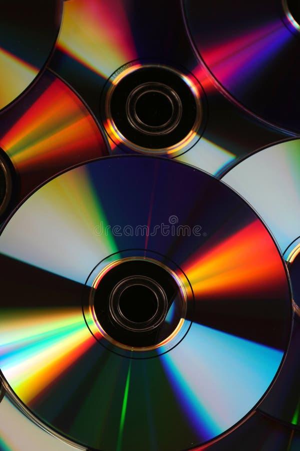 компактный диск предпосылки стоковое изображение rf