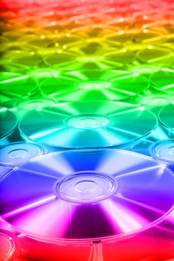 компактный диск предпосылки стоковые изображения rf