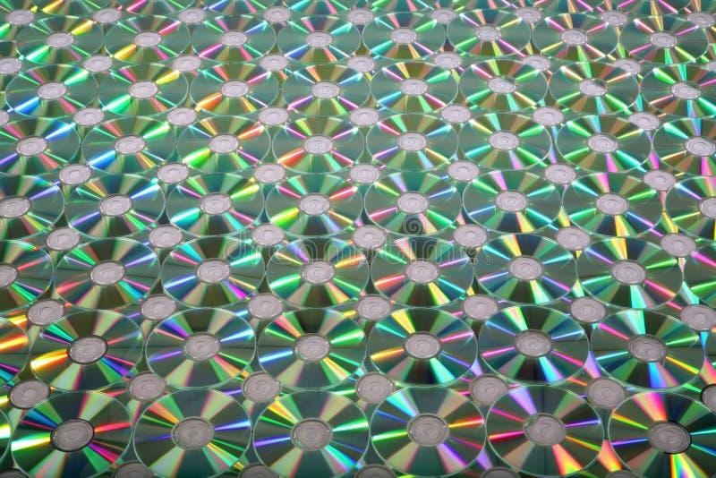 Download компактный диск предпосылки Стоковое Изображение - изображение насчитывающей closeup, дело: 490049