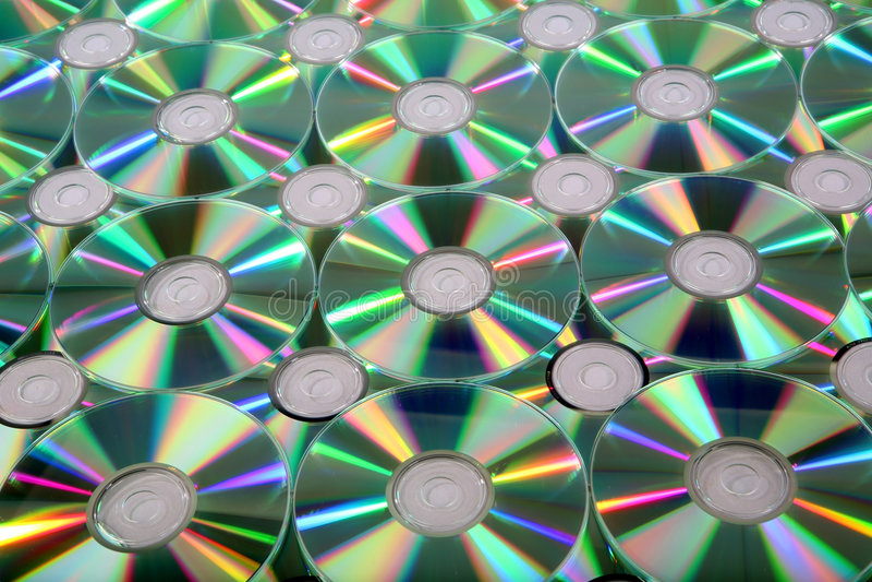 Download компактный диск предпосылки Стоковое Изображение - изображение насчитывающей куча, показатели: 490051