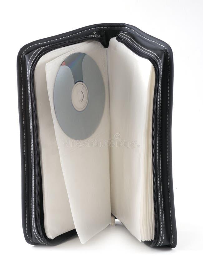 Download компактный диск случая открытый Стоковое Фото - изображение насчитывающей пакет, заволакивание: 6858536